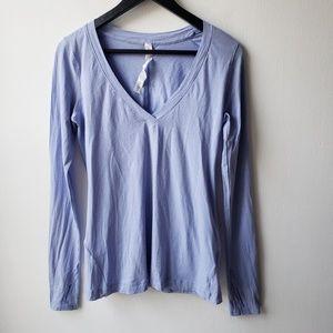 Lululemon & Go Everywhere Long Sleeve Size 6